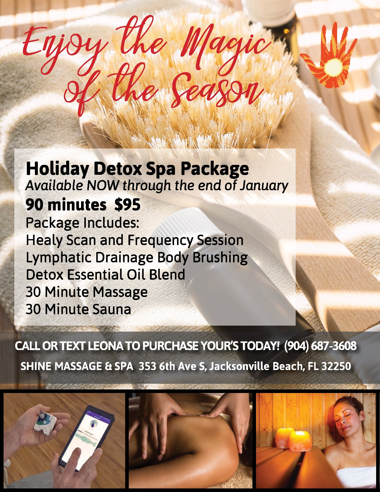 Holiday Detox Package