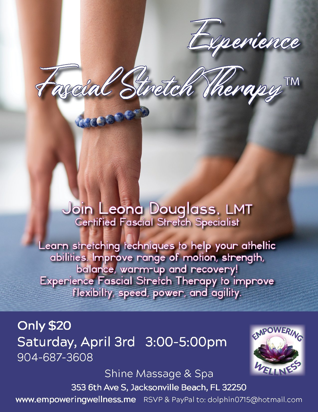 Fascial Stretch Therapy Workshop